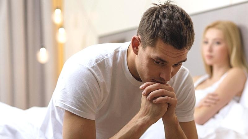 Симптомы эректильной дисфункции
