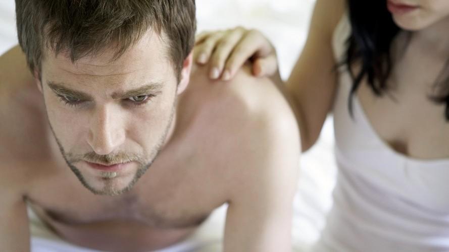 Снижение потенции у мужчин, основные причины